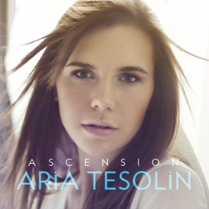 Aria Tesolin Ascension album Cover