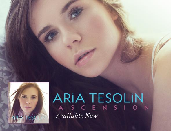 aria tesolin ascension album